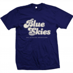 BlueSkies 2020 t-shirt - blue